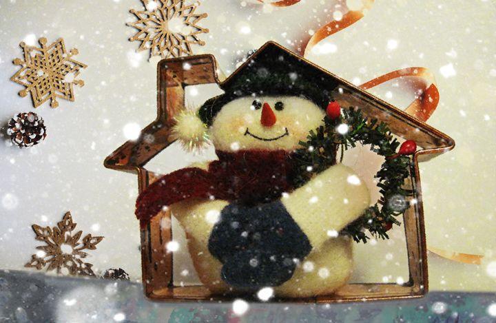 Let'r Snow - LooseGoose Art