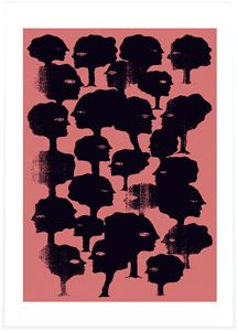 Think Tank Screen Print Poster