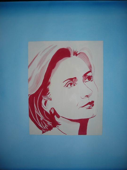 Hillary - Lois Brand Artist
