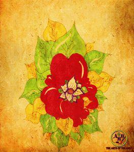 Heart Flower #1
