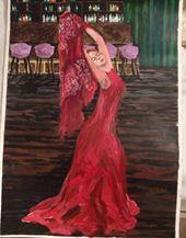 Paintings by Hannah K