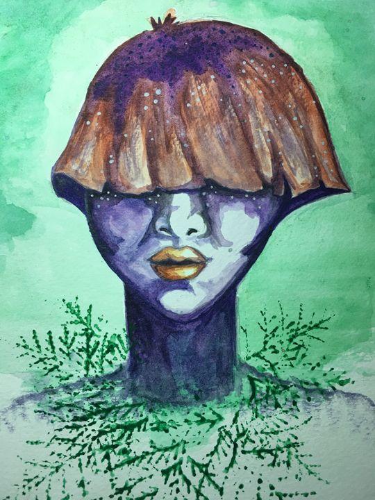 PurplenFairy - Absurd Watercolor