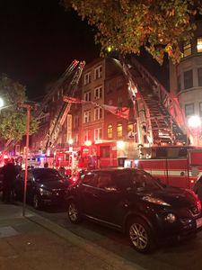Boston Fire - Thanksgiving