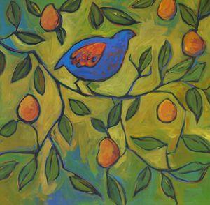 Partridge in a Pear Tree - Patty Baker