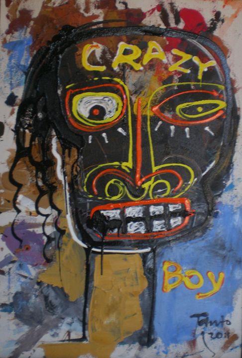 Crazy boy - Tanto Crazy Art