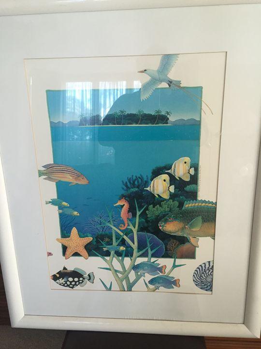 Reef Treasures #2 - Vic Edwards