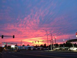 Gresham Sunset