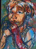 young Zim girl