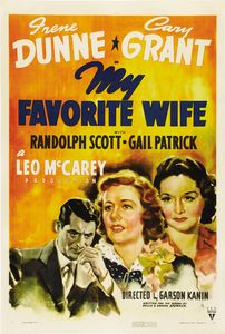 Cary Grant Classic Movie Poster