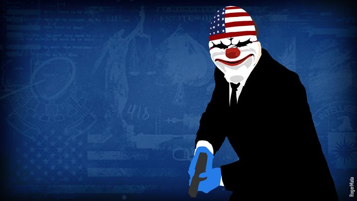 Dallas - PAYDAY 2