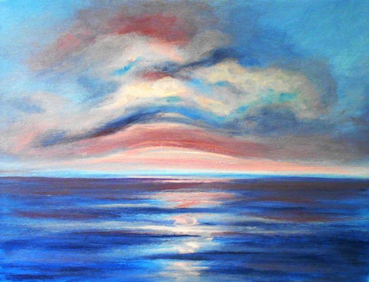 Seascape - KristinaValicArt