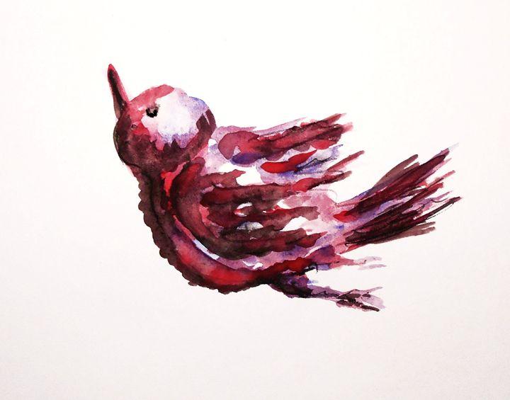 Bird - KristinaValicArt