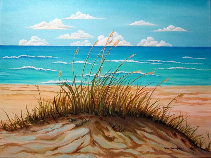 Dune by the Seashore - Southwest & Florals by Carol