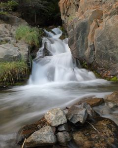 Waterfall at McHugh Creek