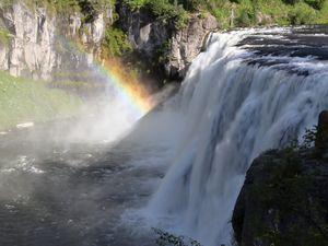 Upper Mesa Falls - Adventure Images