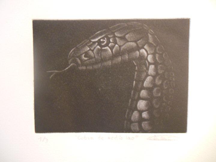 Cobra de medio lao - Rubén Moreno Iniesto