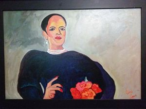 Diana Vreeland II