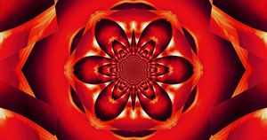 Red Fire Flower 2