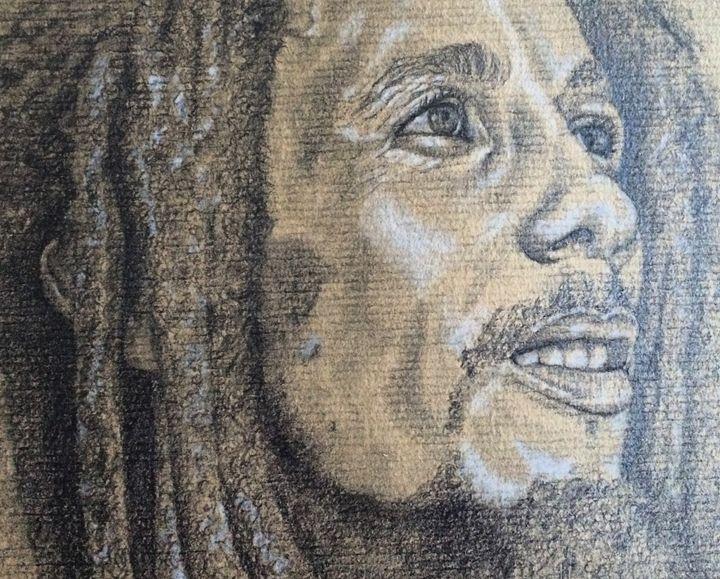 Bob Marley - Tracey Bryant