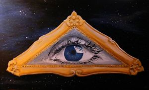 The all seing eye