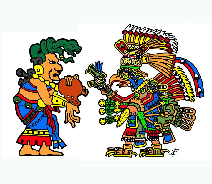 Aztecmyan - Jesse Raudales