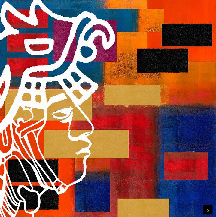 MayanWarrior - Jesse Raudales