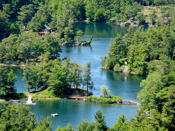 The Thousand Islands - Brian Deming