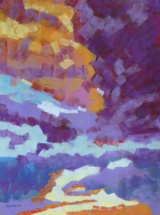 Colorado SkyIII - Susan Tormoen