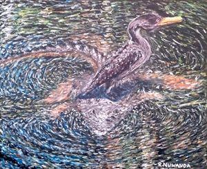 Anhinga Everglades Look Out