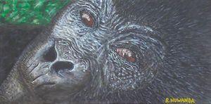 The Curious Gorilla