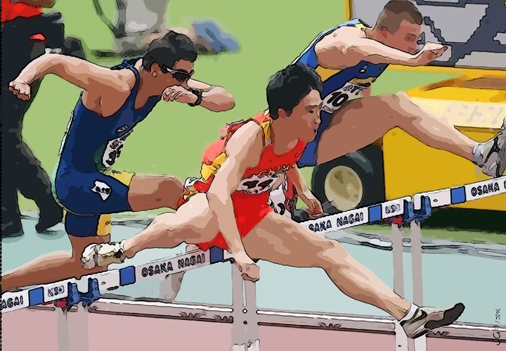 Athletics_07 - Sports and beautiful - JG
