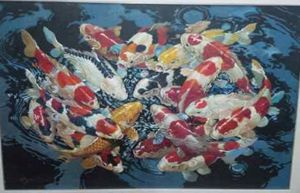Unity of Koi by Sumantri