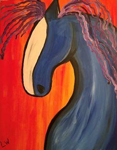 Nameless Horse