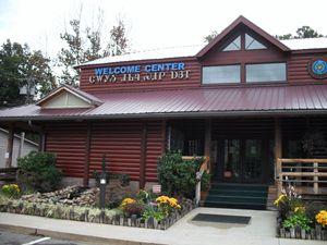 Cherokee Welcome Center