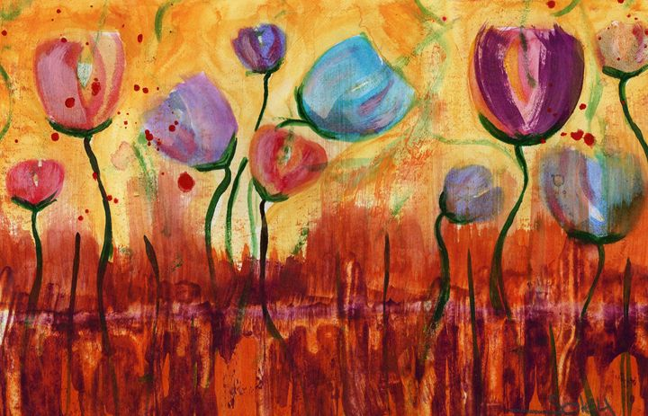 Flores 1 - Soley Arte