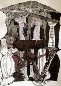 """Antique"" - Vyara Tichkova(Vyara&Art)"