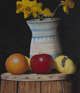 """Fruit & Flowers"""