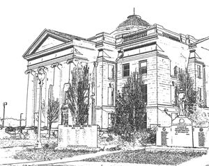 Boone County Missouri Courthouse