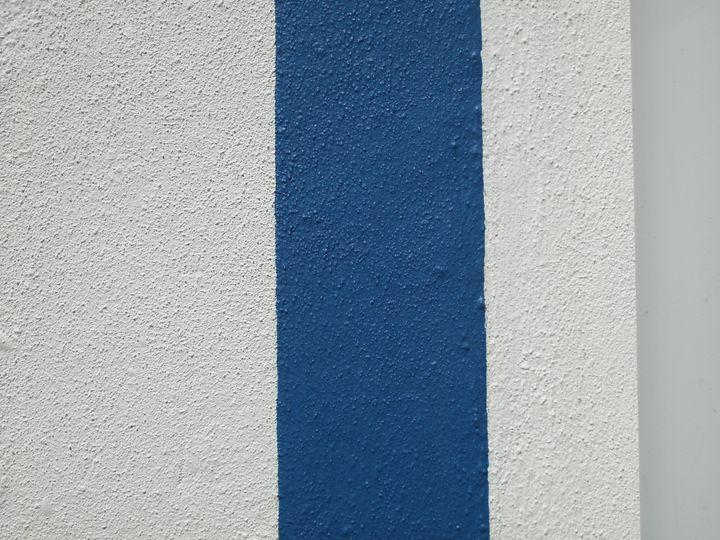 Blue stripe - Simon Goodwin