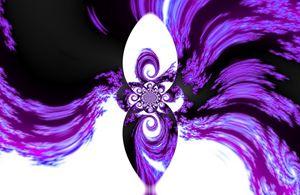 Infinite Waveform - Purple