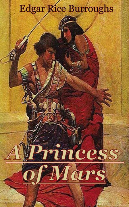 A Princess of Mars - Spannings Gallery