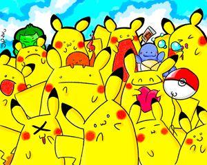 Pikachu Powow