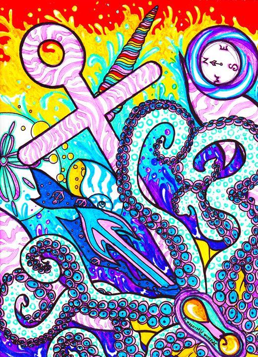 Deep Sea Spectrum - Pastel Palette