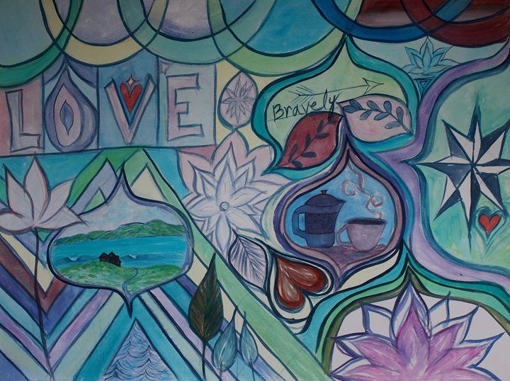 love bravely - Gary Lynn