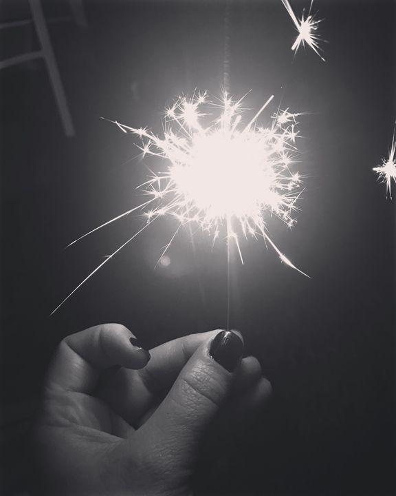Sparks Fly - K. Herring