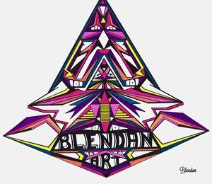 LOGO BLENDAN ART 1