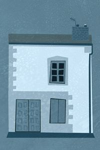 La Maison et l'Oiseau - Nic Squirrell