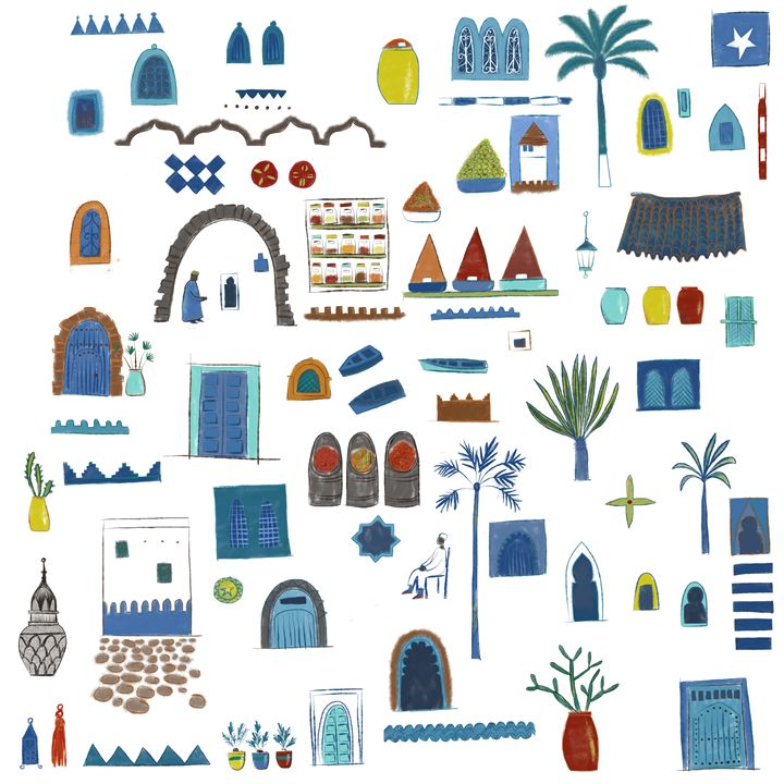 Morocco - Nic Squirrell