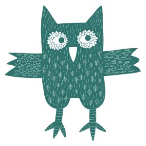 Green Owl - Nic Squirrell