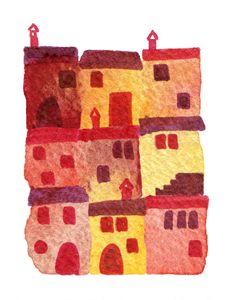 Tuscany - Nic Squirrell
